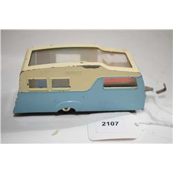 "Dinky Toys ""Four/berth Caravan"" in good condition"