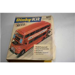 Dinky metal model kit No. 1017- Route Master Bus