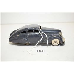 "Vintage Schucco No. 1010 wind-up toy car, 5 1/2"" in length, note no key"
