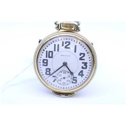 Waltham size 16, 15 jewel pocket watch. Grade 620. Serial # 27108534, dates this watch to 1930. 3/4