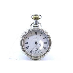 Philadelphia size 18, 11 jewel pocket watch. Serial # 27088379, dates to 1886 (the last year of prod
