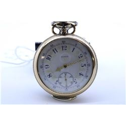 Elgin size 16 pocket watch with 15 jewel grade 221, model 7. Serial # 10439963, dates to 1904. 3/4 s
