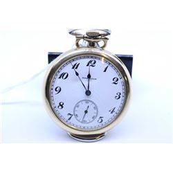 Hamilton size 12, 17 jewel pocket watch. Grade 910, model 1. Serial # 1778913 dates to 1914, 3/4 nic