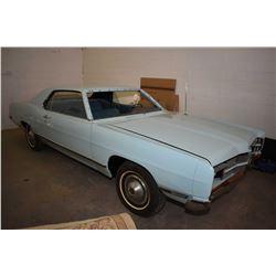 1969 two door Ford LTD, with over 90% restoration completed including rebuilt 390 motor, 36 transmis