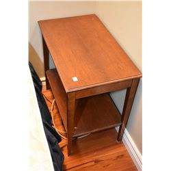 Pair of mid 20th century bedside table