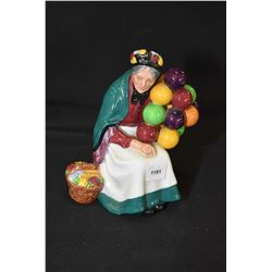 Royal Doulton figurine the Balloon Seller HN1315