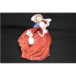 Royal Doulton Figurine Autumn Breezes HN1934