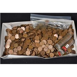 Huge selection of Canadian pennies
