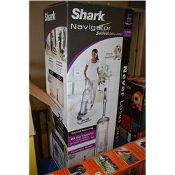 New in box Sharpe Navigator swivel deluxe vacuum