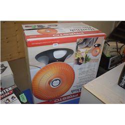New in box Presto Heat Dish Plus radiant heater