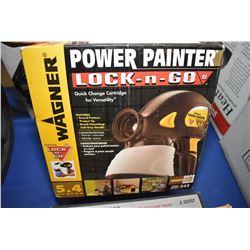 New in box Wagoner Power Painter Lock-N-Go power painter