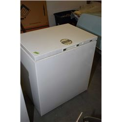 Small Kenmore Energy 7 chest style deep freeze