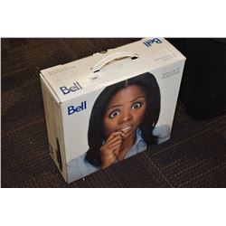 Boxed Bell satellite receiver model 6400