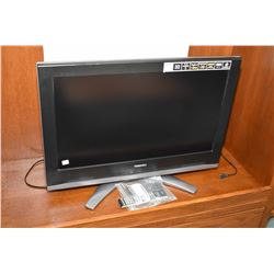 "Toshiba 32"" 1080 P flat screen television Model No. 32HL57 with remote"
