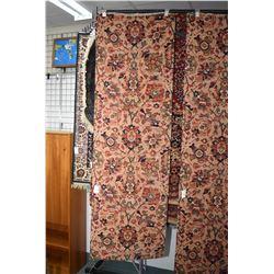 """Carpet runner made from bigger rug 27"""" X 87"""""""