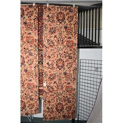 Carpet runner made from bigger rug 27  X 90