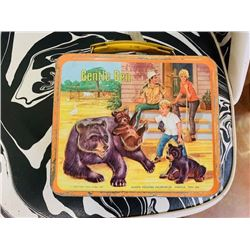 VINTAGE COLLECTABLE 1950s LUNCH BOXES
