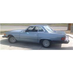 1974 MERCEDES 450 SL