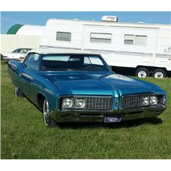 1968 BUICK ELECTRA CONVERTIBLE ONE OWNER GEM