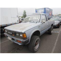 1985 Nissan 720 Pickup
