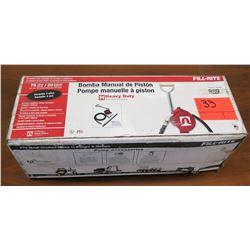 Fill-Rite Piston Hand Pump, Model FR152GR