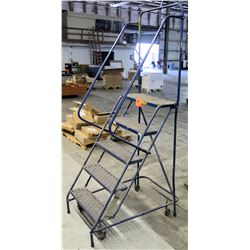 5-Step Rolling Ladder