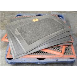 Qty 10 Industrial Floor Mats