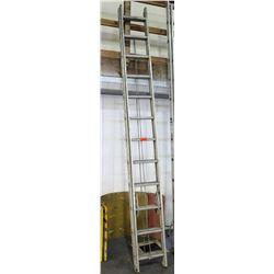 Werner Extension Ladder, Model D1224-2