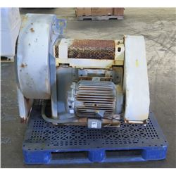 Large Blower (Removed from Roof)