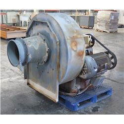 Cincinnatti Fan Blower Motor (Removed from Roof)
