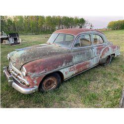 1951 Chev 4 door sedan