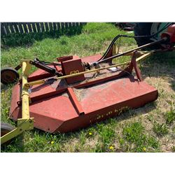 Farm King 5 ft brush mower