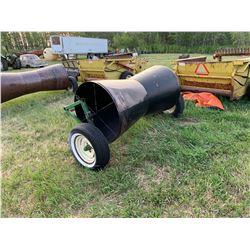 Swath roller - 6 ft