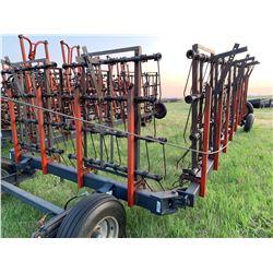 Flexi-coil 82 - 50 ft harrows