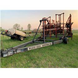 Flexi-coil System 95 - 60 ft harrow packer bar