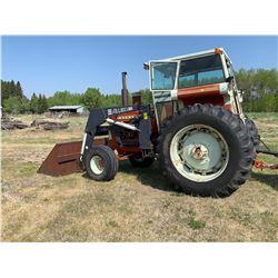 Cockshutt 1855 tractor