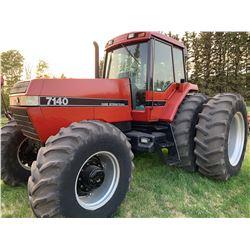 1989 Case 7140 FWA Tractor