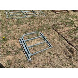 1 - Pair Household Yard Gates - 2'x2'