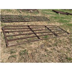 Pair of Yard gates - 4' x 12' each