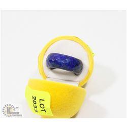 83) LAPIS LAZULI RING