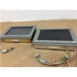 (2) Mitsubishi 4MB531A Operation Board Screen
