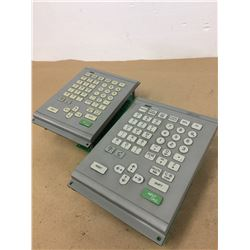 (2) Mitsubishi 4MB535A Keyboard Control Panel