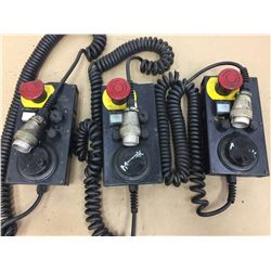 (3) Mazak Manual Pulse Generator *see pics for description*