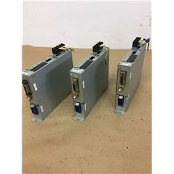 (3) Sony MD20A Position Control Modules