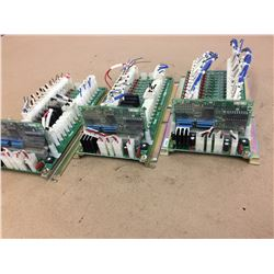 (3) Mazak W/Circuit Board *SEE PICS FOR PART #s*