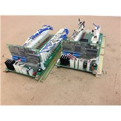 (2) Mazak W/Circuit Board *SEE PICS FOR PART #s*