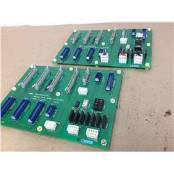 (2)Mazak D65UB004700 Tool Hive T.U Board