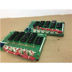 (2)MAZAK 03-81987-02 Communication Board