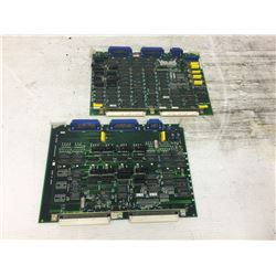 (2) Mitsubishi Circuit Boards *See Pics for Part Numbers*