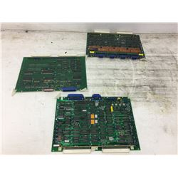 (3) Mitsubishi Circuit Boards *See Pics for Part Numbers*